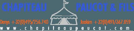 Chapiteau Paucot et fils - Location de chapiteau