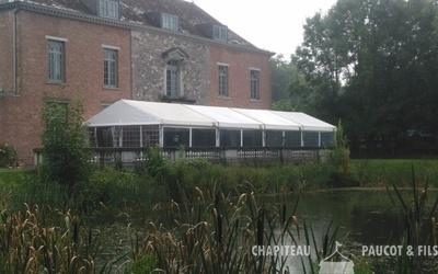 Chapiteaux Paucot et fils - Chapiteau 6m de large 12