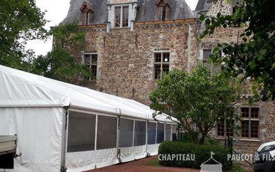 Chapiteaux Paucot et fils - Chapiteau 8m