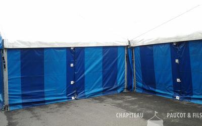 Chapiteaux Paucot et fils - Chapiteau 10m